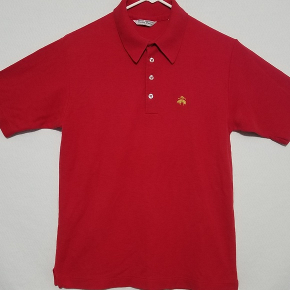 Brooks Brothers Other - 2/$30 Brooks Brothers Golden Fleece Boys Polo Red